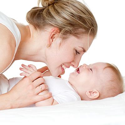 Cuidado de la mamá y el bebé