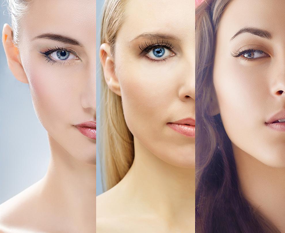 Estudio de la piel con VISIA
